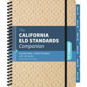 The California Eld Standards Companion, Grades 9-12 (Other)