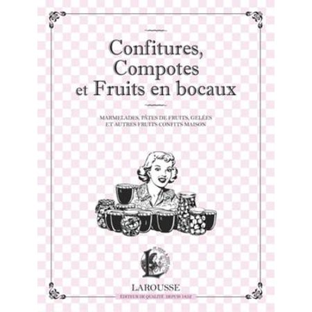 Confitures, compotes & fruits en bocaux - eBook (Bocaux En Verre)