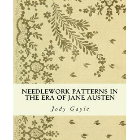 Needlework Patterns in the Era of Jane Austen: Ackermann's Repository of Arts