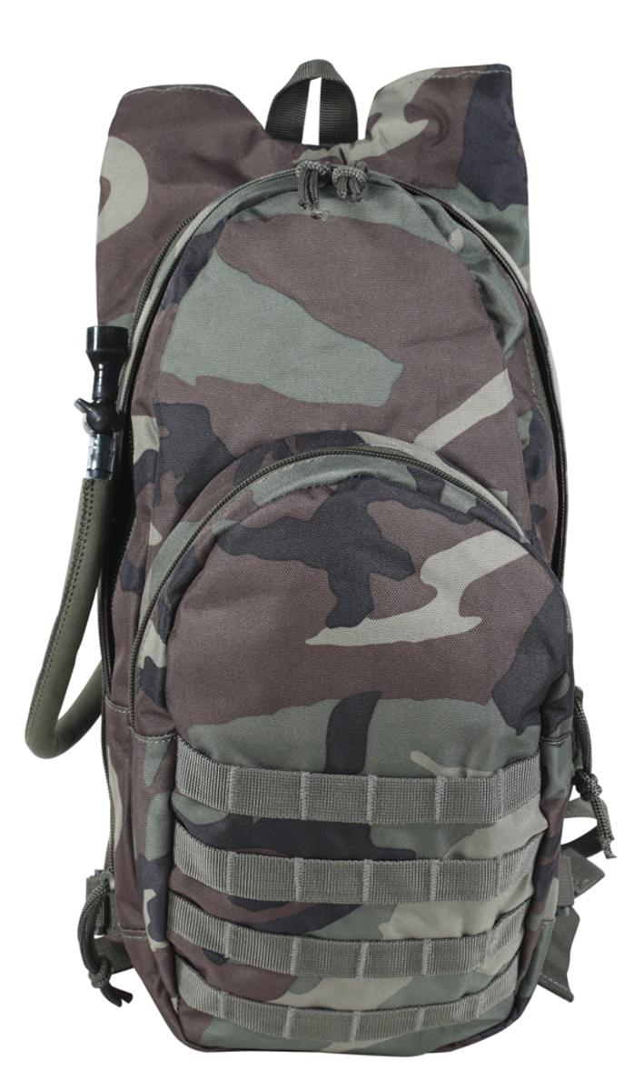 Voodoo MSP-3 Expandable Hydration Pack by Voodoo Tactical
