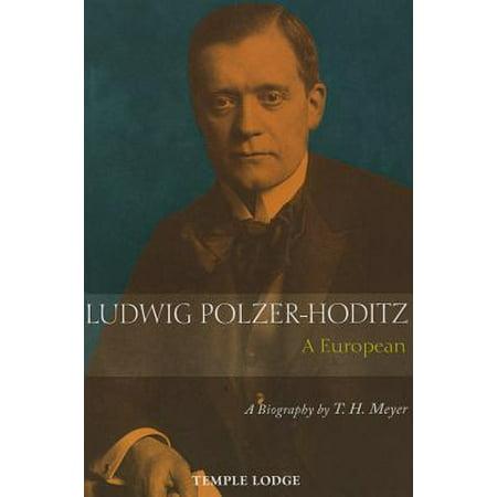 Ludwig Polzer-Hoditz : A European
