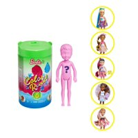 Barbie Color Reveal Chelsea Doll With 6 Surprises (Styles May Vary)