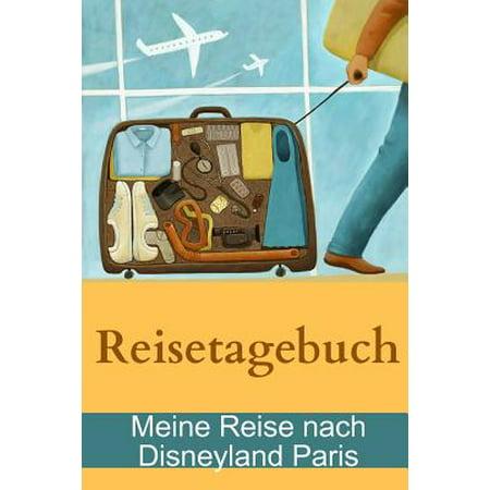 Reisetagebuch - Meine Reise Nach Disneyland Paris - Disneyland Paris Halloween Characters