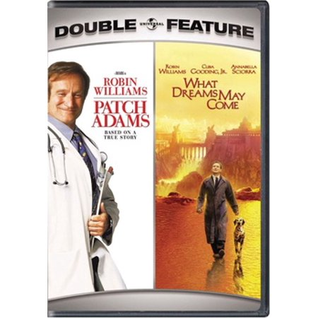 Patch Adams / What Dreams May Come (DVD) (Listen To The Yolanda Adams Morning Show)