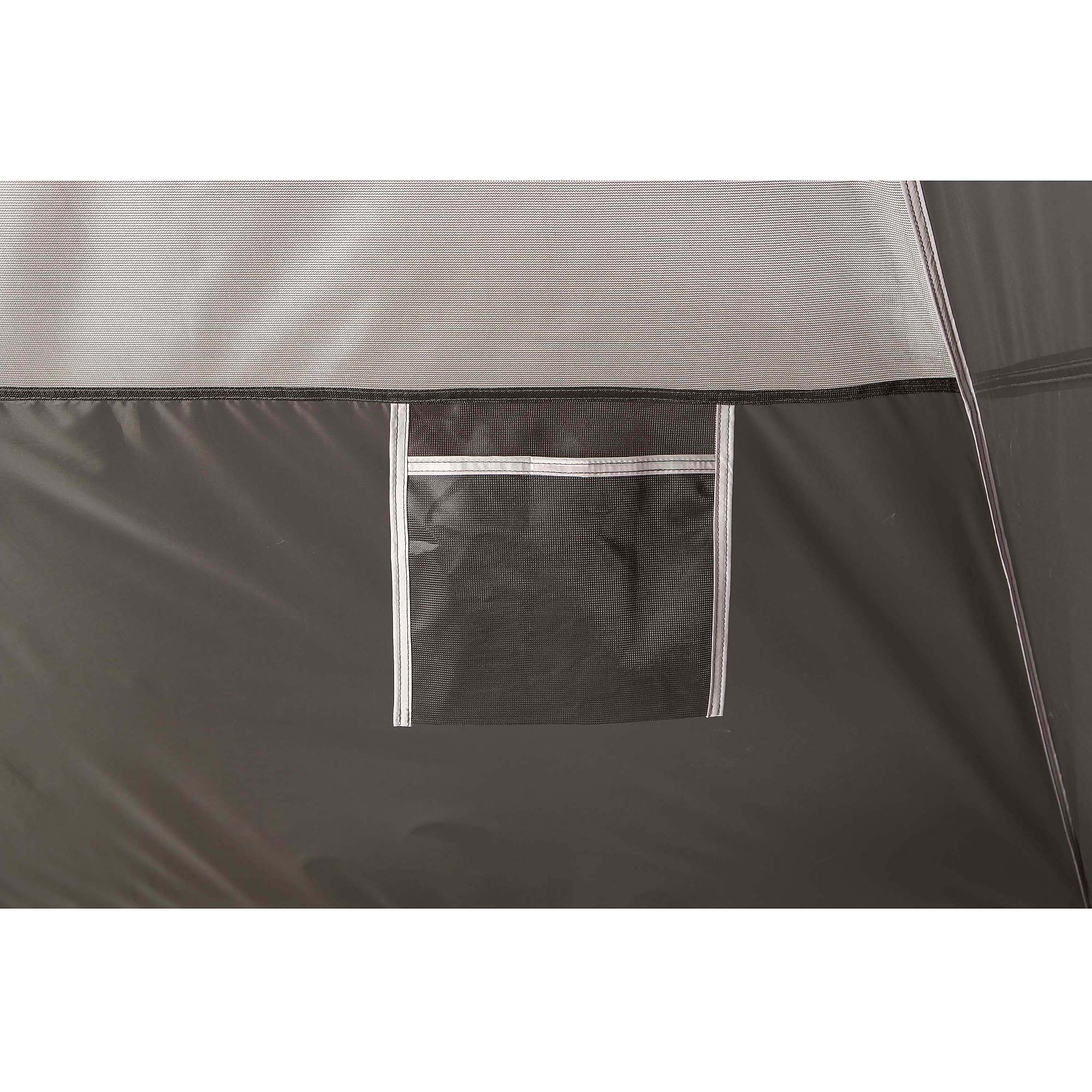 Bushnell Shield Series 8' x 7' Dome Tent, Sleeps 4