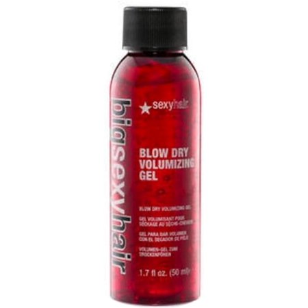 Sexy Hair Concepts Big Sexy Hair Blow Dry Volumizing Gel, 1.7 oz (Pack of