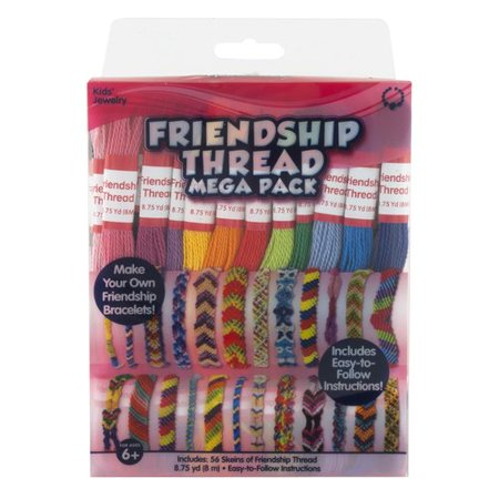 - Friendship Thread Mega Pack, 1 Each