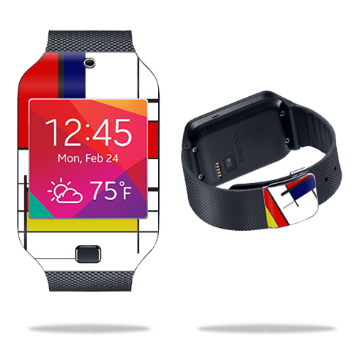 Skin Decal Wrap for Samsung Galaxy Gear 2 Neo Smart Watch cover skins sticker watch Deco