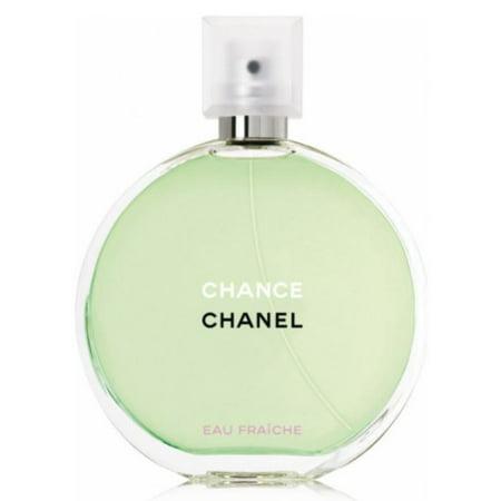 Chanel Chance Eau Fraiche Eau de Toilette Perfume For Women, 3.4 Oz