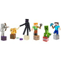 Minecraft Comic Maker Action Figure (Styles May Vary)