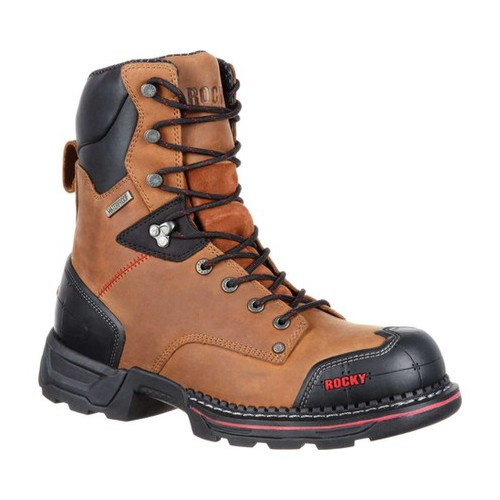 "Men's Rocky 8"" Maxx Waterproof Work Boot RKK0211"