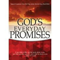 God's Everyday Promises (Paperback)