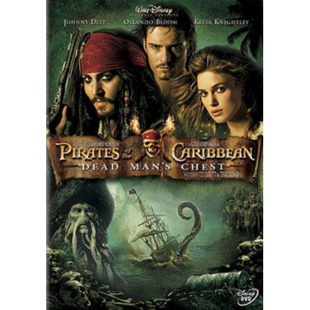 Pirates of the Caribbean: Dead Man's Chest (DVD) (Pirates Of The Caribbean Fountain Of Youth)