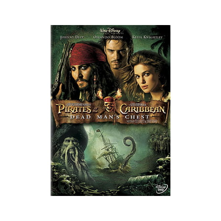 Pirates of the Caribbean: Dead Man's Chest (DVD) - Queen Of The Dead