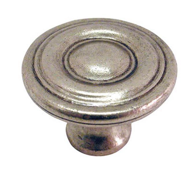 BWP14402 LB Conquest 1. 18 inch Cabinet Knob, Lustre Brass