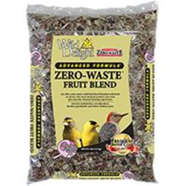 D&d Commodities 099042 Wild Delight Zero-waste Fruit Blend Bird Food - 20 Pound
