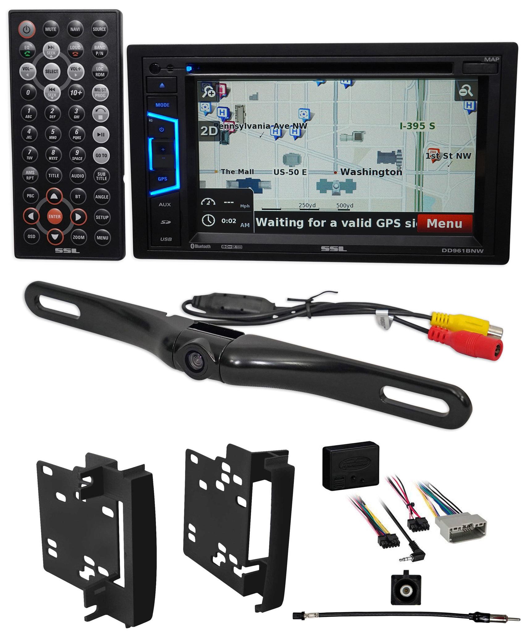 2008-2010 Jeep Grand Cherokee Car Navigation DVD USB Receiver Bluetooth+Camera by SOUND STORM