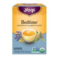 (3 Boxes) Yogi Tea, Bedtime Tea, Tea Bags, 16 Ct, .85 OZ