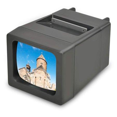Portable Lightweight LED Lighted Illuminated 35mm Slide Viewer (3d Slide Viewer)