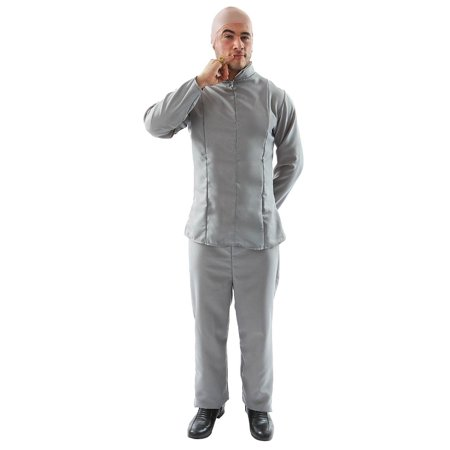 Austin Powers Group Costumes (Mr Evil/ Austin Powers Inspired Men's Costume -)