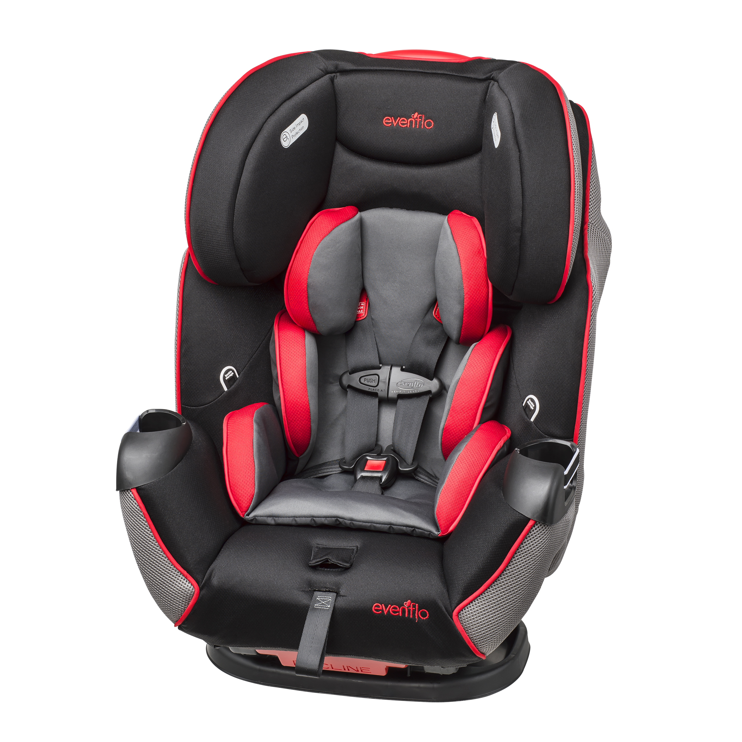Evenflo Symphony LX All-in-One Convertible Car Seat, Choose Your Color