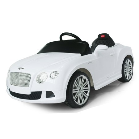 Vroom Rider Bentley Gtc Rastar Battery Powered Riding Toy