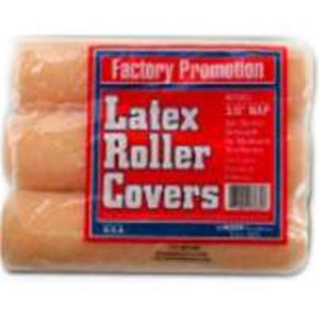 Linzer Products 6883201 Roller Cover 3-Pack - image 1 de 1