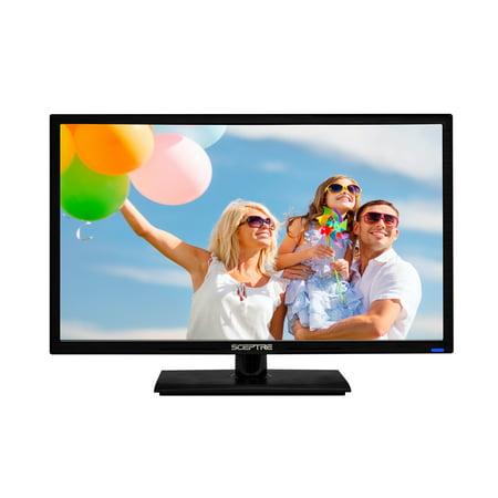 Sceptre 24   Class Fhd  1080P  Led Tv  E246bv F