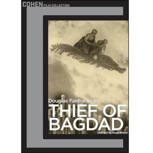 The Thief Of Bagdad (1924) (Silent)