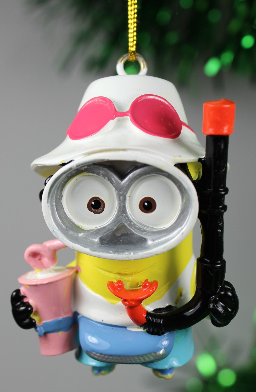 Despicable Me Minion Tourist Jerry Christmas Holiday ...