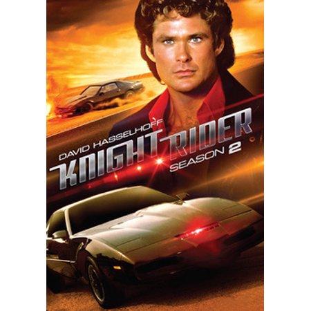 Rider Knight - Knight Rider: Season Two (DVD)