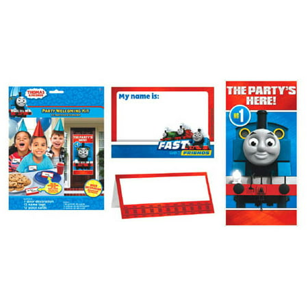 Thomas the Tank Engine 'All Aboard Friends' Party Welcoming Kit (25pc)