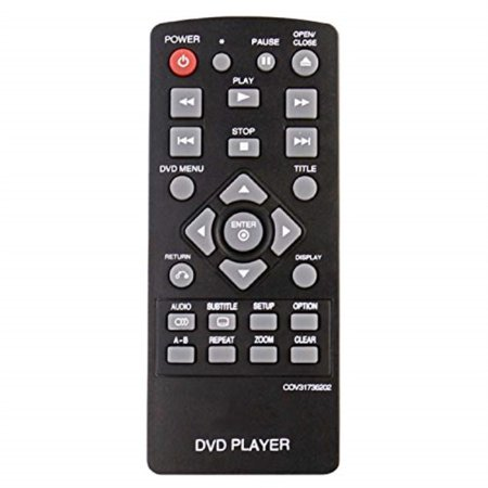 new lg brand dvd remote control for all lg brand dvd player, usa quick free ship ()