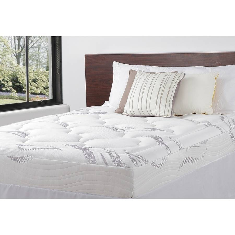 "Spa Sensations 8"" Cloud Memory Foam Mattress, Multiple Sizes"