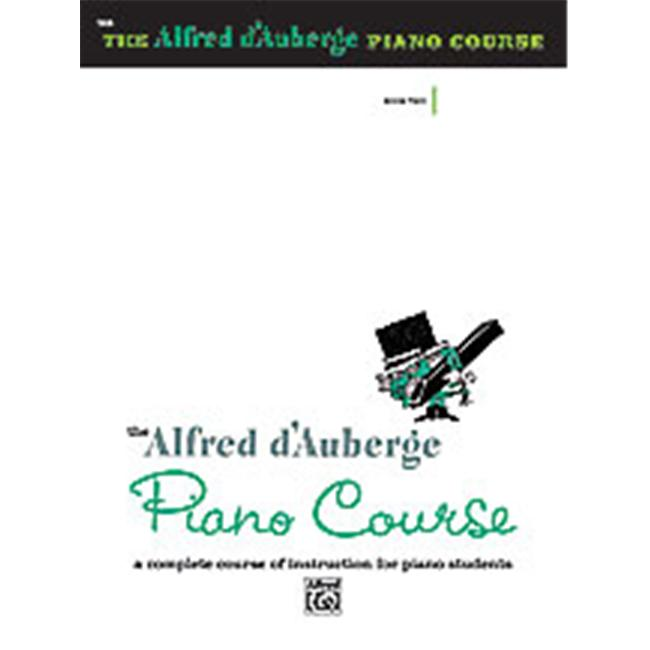 Alfred Alfred d'Auberge Piano Course Lesson Book 2 by Alfred