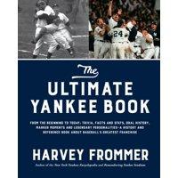 The Ultimate Yankee Book - eBook