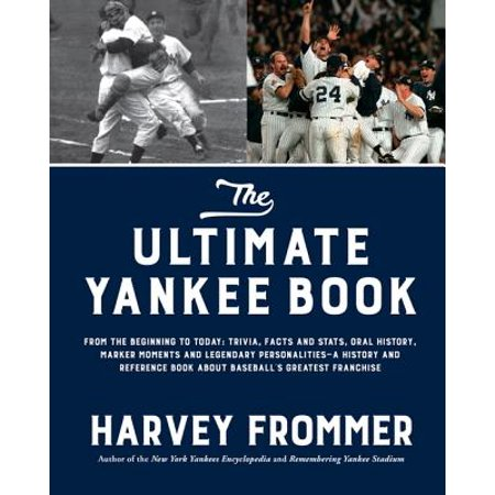 The Ultimate Yankee Book - eBook ()