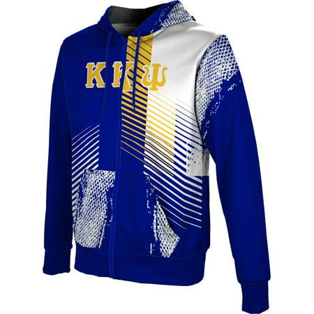 Kappa Classic Sweatshirt (ProSphere Men's Kappa Kappa Psi Hustle Fullzip Hoodie)