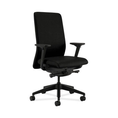 hon nucleus mid back task chair black honn104wp40 walmart com