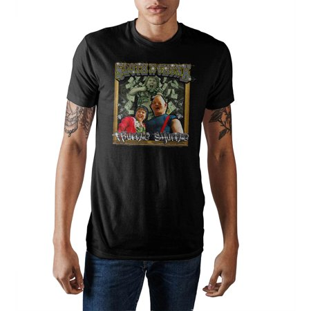 Goonies Sloth-N-Chunk Short Sleeve T-Shirt X-Large Classic Movie Tee-X-Large - Goonies Chunk