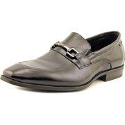 Stacy Adams Men's Faraday Moc Toe Bit Slip-On Loafers Shoes