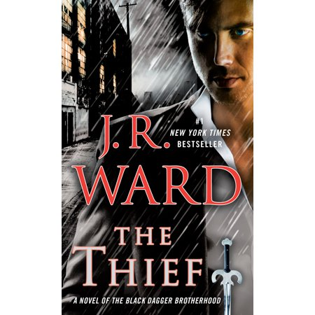 The Thief : A Novel of the Black Dagger