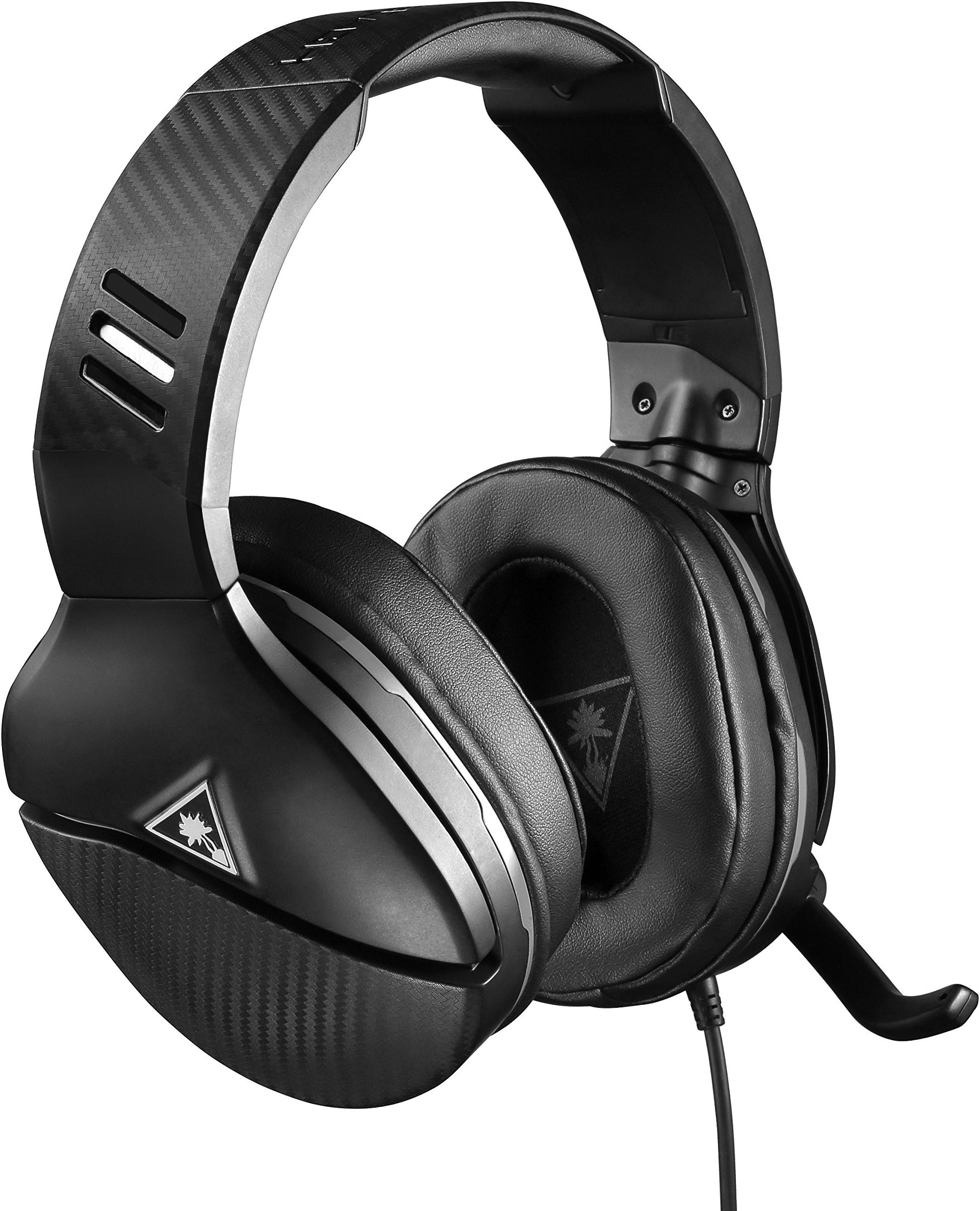 Turtle Beach Recon 200 Amplified Gaming Headset for Xbox One/Series X/S/PlayStation 4/5 - Black