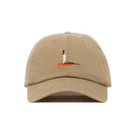 4ea00817837 CRSHR - Unique Embroidered Mini Sword Dad Hat - Baseball Cap   Baseball Hat  - Walmart.com