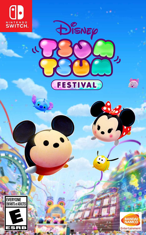 Disney TSUM TSUM FESTIVAL, Bandai Namco, Nintendo Switch, 722674840156