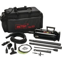 "MetroVac MDV-2TCA DataVac Pro Series Toner Vac & Micro Cleaning Tools (with ""Carry All"")"