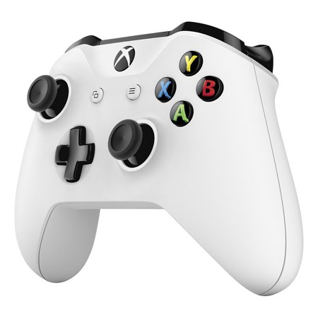 2 Pack Xbox One S Bluetooth Wireless Microsoft Controller White TF5-00001