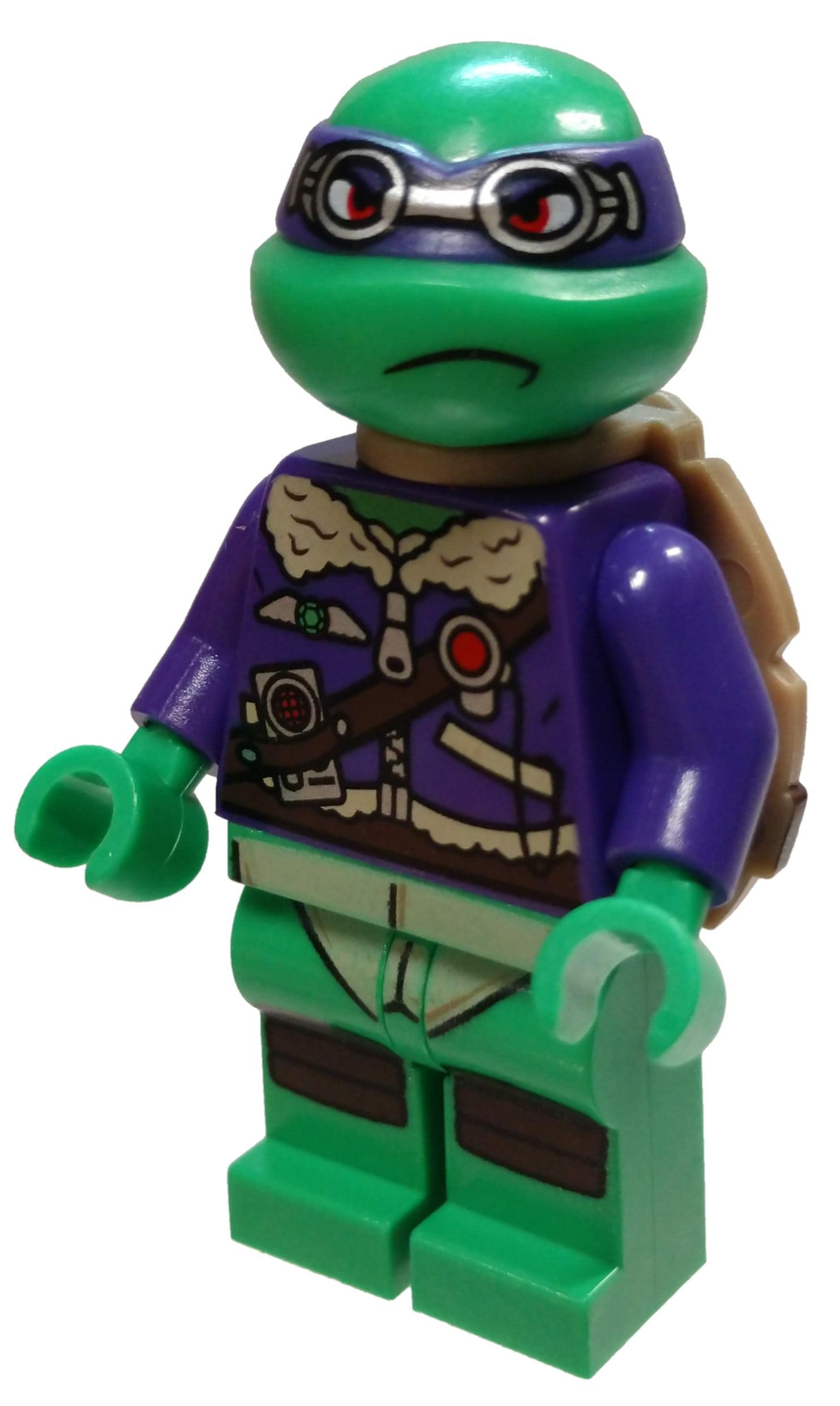 Lego Teenage Mutant Ninja Turtle Donatello Children/'s Bedroom Decal Wall Sticker