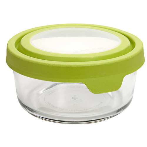 Anchor Hocking Round True Seal 16 Oz. Food Storage Container
