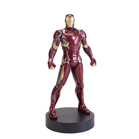 Iron Man Civil War (Marvel Captain America: Civil War Iron Man Mark 46 PVC)